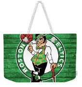 Celtics Barn Door Weekender Tote Bag
