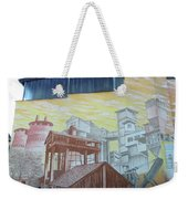 Cement And Graffiti 1 Weekender Tote Bag