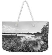 Cemetary Point Boardwalk Weekender Tote Bag