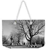 Cemetery 5 Weekender Tote Bag