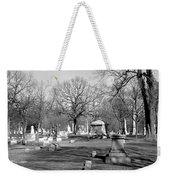 Cemetery 7 Weekender Tote Bag