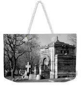Cemetery 8 Weekender Tote Bag