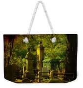 Cemetery In Charleston Weekender Tote Bag