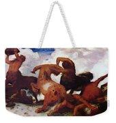 Centaurs 1873 Weekender Tote Bag