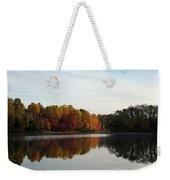 Centennial Lake Autumn - Fall Dressing Weekender Tote Bag