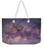 Center Of The Milky Way Weekender Tote Bag