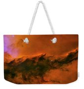 Center - Triptych - Stellar Spire In The Eagle Nebula Weekender Tote Bag