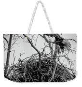 Centerport Eagle 1 Weekender Tote Bag