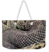 Central American Rattlesnakee Weekender Tote Bag