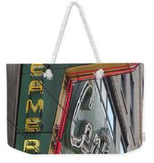 Central Camera Weekender Tote Bag