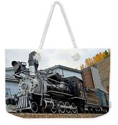 Central City Locomotive Weekender Tote Bag