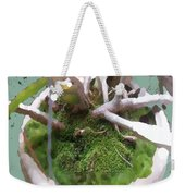Central Fixation Weekender Tote Bag by Eikoni Images