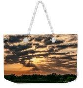 Central Florida Sunrise Weekender Tote Bag