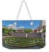 Central Garden Weekender Tote Bag