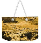 Central Highlands Of Tasmania Weekender Tote Bag