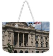 Central Library Milwaukee Weekender Tote Bag
