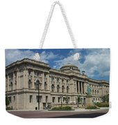Central Library Milwaukee Full View Weekender Tote Bag