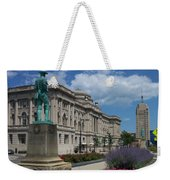 Central Library Milwaukee Street View Weekender Tote Bag