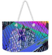 Central Library  Seattle 3 Weekender Tote Bag