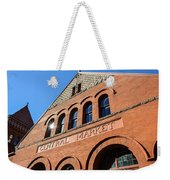 Central Market Lancaster Pennsylvania Weekender Tote Bag