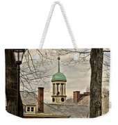 Central Moravian Church - Bethlehem Weekender Tote Bag