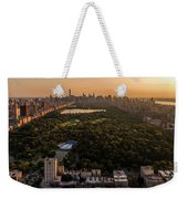 Central Park Weekender Tote Bag