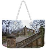 Central Park Bethesda 1 Weekender Tote Bag