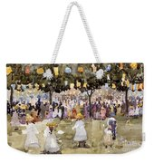 Central Park  New York City  July Fourth  Weekender Tote Bag