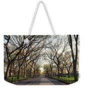 Central Park Nyc Weekender Tote Bag