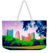 Central Park Weekender Tote Bag