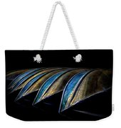 Central Park Row Boats 2 Weekender Tote Bag