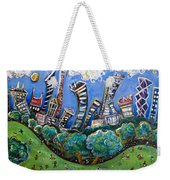 Central Park South Weekender Tote Bag