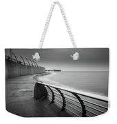 Central Pier Blackpool Weekender Tote Bag