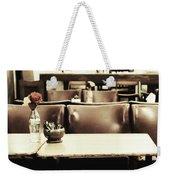 Central Reservation Weekender Tote Bag