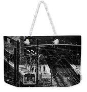 Central Station Fn0030 Weekender Tote Bag
