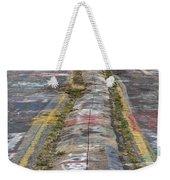 Centralia Graffiti Highway Weekender Tote Bag