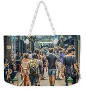 Centre Place Bustle Weekender Tote Bag