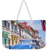 Centro Habana - Vertical Weekender Tote Bag