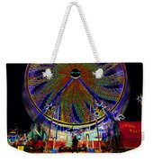 Century Wheel Weekender Tote Bag