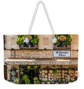 Ceramic Shop - Toledo Spain Weekender Tote Bag