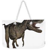 Ceratosaurus Dinosaur Roaring Weekender Tote Bag