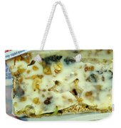 Cereal Bar Contaminated With Insect Weekender Tote Bag