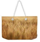 Cereal Field Weekender Tote Bag