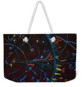 Cern Atomic Collision  Physics And Colliding Particles Weekender Tote Bag