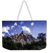 Cerro Fitz Roy 3 Weekender Tote Bag