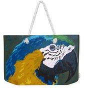 Cerulean Beauty Weekender Tote Bag