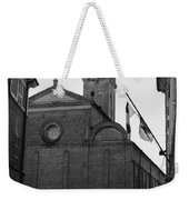 Cesena - Italy - The Cathedral 3 Weekender Tote Bag