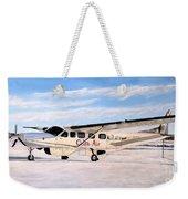 Cessna 208 Caravan Weekender Tote Bag