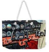 Cessna Cockpit Weekender Tote Bag