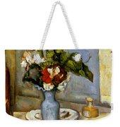 Cezanne: Blue Vase, 1885-87 Weekender Tote Bag